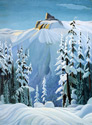 Click here for details on this fine Canadian painting by Donald Flather