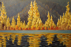 Click here to begin viewing these original oil paintings...