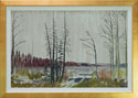 Click here to see how this Canadian artwork looks framed...